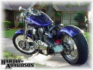 Hardly a Davidson1 honda-shadow-750